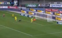 Chievo Vérone : le csc idiot d'Emanuele Giaccherini face à Sassuolo (vidéo)