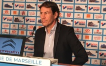 OM : Rudi Garcia excédé par l'attitude de ses joueurs