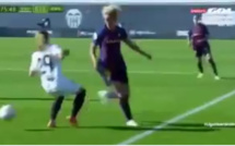 Barça : le superbe geste technique de Kheira Hamraoui