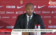 AS Monaco : un Thierry Henry pas désespéré, mais presque ...