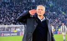 Manchester United : Mourinho chambre les supporters de la Juventus