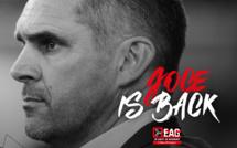 Jocelyn Gourvennec nouvel entraîneur de Guingamp