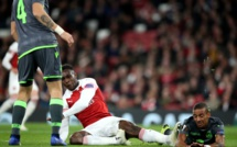 Arsenal : la terrible blessure de Danny Welbeck !