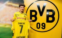 Dortmund : Jadon Sancho le nouveau crack du foot mondial