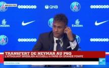 Mercato Barça : Pep Segura ouvre la porte à un retour de Neymar