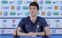 Equipe de France : le coup de gueule de Benjamin Pavard