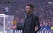 Atlético de Madrid : Simeone jette des fleurs à Griezmann