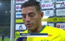 FC Nantes : Chapron glisse encore un tacle à Diego Carlos