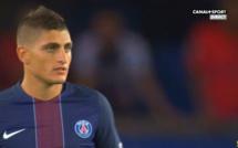 PSG : Verratti parle d'insultes des joueurs Strasbourgeois