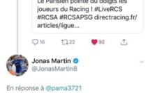 PSG : Verratti insulté ? des joueurs Strasbourgeois lui répondent sur Twitter