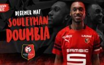 Stade Rennais - Mercato : Souleyman Doumbia s'engage jusqu'en 2022