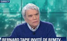 OM : Bernard Tapie critique Rudi Garcia au sujet de Luiz Gustavo