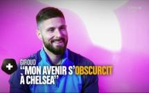 Chelsea - Mercato : Giroud pas contre l'idée de rejoindre l'OM ou l'OL
