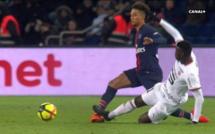 PSG - Rennes : le violent tacle de Niang sur Kehrer
