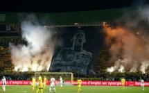 FC Nantes - hommage à Emiliano Sala : très très grosse émotion à la Beaujoire