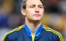 ASSE : l'ex Lyonnais Kim Kallström fan de l'ambiance de Geoffroy-Guichard