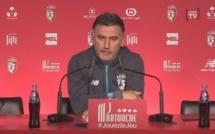 Rennes - LOSC : Galtier critique ouvertement l'arbitre de la rencontre