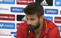 OL - Barça : Piqué met la pression sur ses coéquipiers