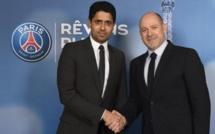PSG : Nasser Al-Khelaifi allume les journalistes et confirme Antero Henrique à son poste