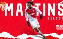 AS Monaco : Gelson Martins pas chaud pour un transfert définitif