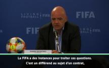 FC Nantes : Gianni Infantino a confirmé le recours pour le transfert d'Emiliano Sala
