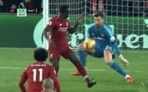 Le but talonnade lobée de Sadio Mané (Liverpool) face à Watford