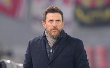 AS Rome : Eusebio Di Francesco démis de ses fonctions