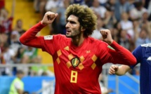 Marouane Fellaini met un terme à sa carrière internationale