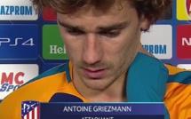 Juventus - Atlético de Madrid : Griezmann lucide sur non match des Colchoneros