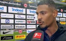 Sébastien Haller (Eintracht Francfort) dans le viseur de la Juventus ?