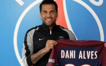 PSG : prolongation imminente pour Daniel Alves