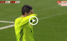 Real Madrid : le melon de Thibaut Courtois