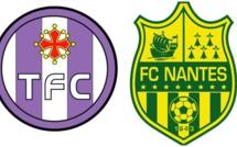 Toulouse FC - FC Nantes : match décalé