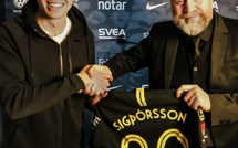 FC Nantes : Sigthorsson rebondit en Suède