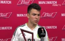 Manchester United : Hirving Lozano en approche !