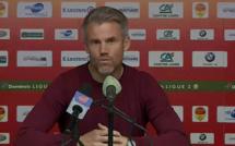 Lorient : coup de pression sur Mickaël Landreau