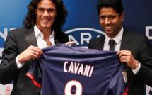 PSG : Cavani toujours dans le viseur de l'Atlético de Madrid