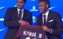 PSG : Neymar n'a pas envie de partir