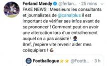 OL : Ferland Mendy tacle Canal+ au sujet d'une Fake News