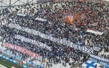 OM : la banderole assassine des supporters Marseillais