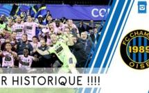 Chambly accompagne Rodez en Ligue 2