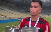 Le PSG et Dortmund suivent de près Reinier Jesus (Flamengo)