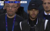 PSG : Neymar suspendu trois matchs par l'UEFA