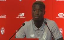 LOSC : Manchester United s'invite dans le dossier Nicolas Pépé