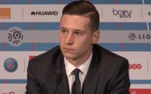 PSG : Everton, Tottenham et Leicester pensent à Julian Draxler