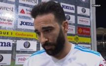 OM : Rudi Garcia tente de soutenir Adil Rami avant de lui glisser un tacle