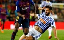 Barça : nouvelle blessure pour Ousmane Dembélé