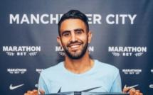 Manchester City : Riyad Mahrez souhaite rester
