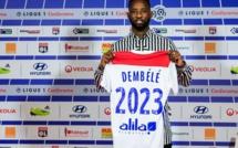 OL : Moussa Dembélé à Manchester United ? C'est non !