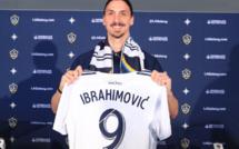 LA Galaxy : Ibrahimovic prend deux matchs de suspension